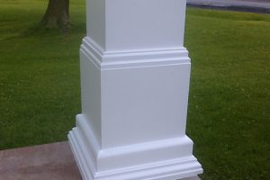Custom column base