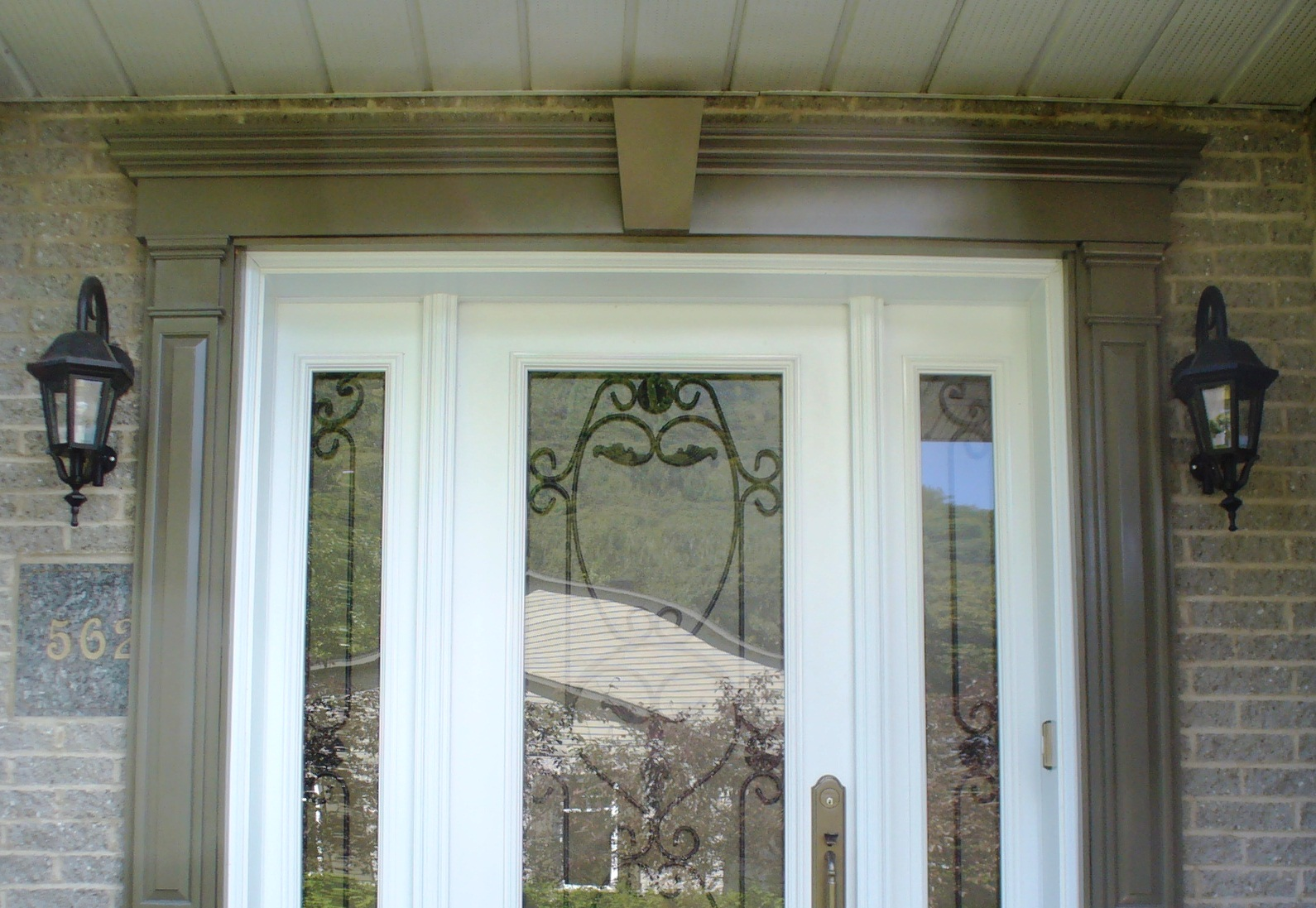 Custom size crosshead Keystone and Window pilasters & Realisations Archive - Page 5 of 9 - Camémat