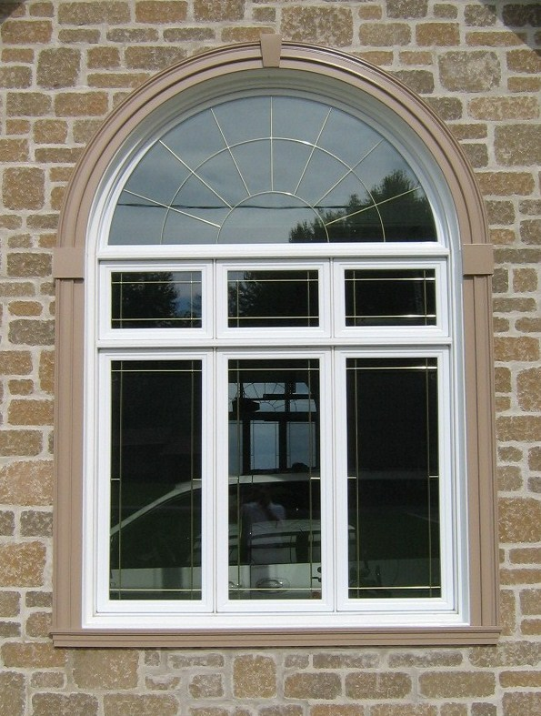 Arch Keystone Junction Blocks Window Pilasters And Sill
