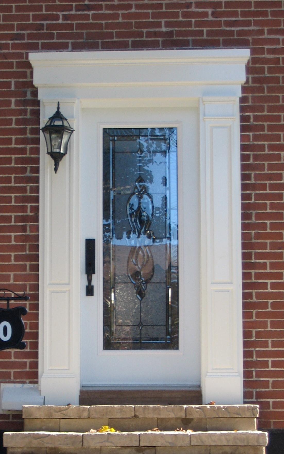 Custom size crosshead and door pilasters & Doors \u0026 Windows Archives - Camémat