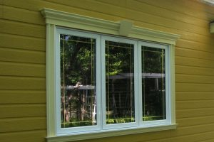 Crosshead, Keystone, Window pilasters and custom size sill
