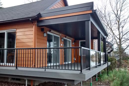 rampe barotins carr s 3 4 aluminium cam mat. Black Bedroom Furniture Sets. Home Design Ideas