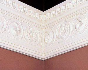 Moulures décoratives pour l'intérieur Camémat