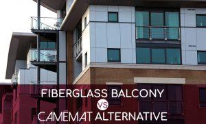 fiberglass deck board camemat alternative