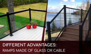 railings safe attractive