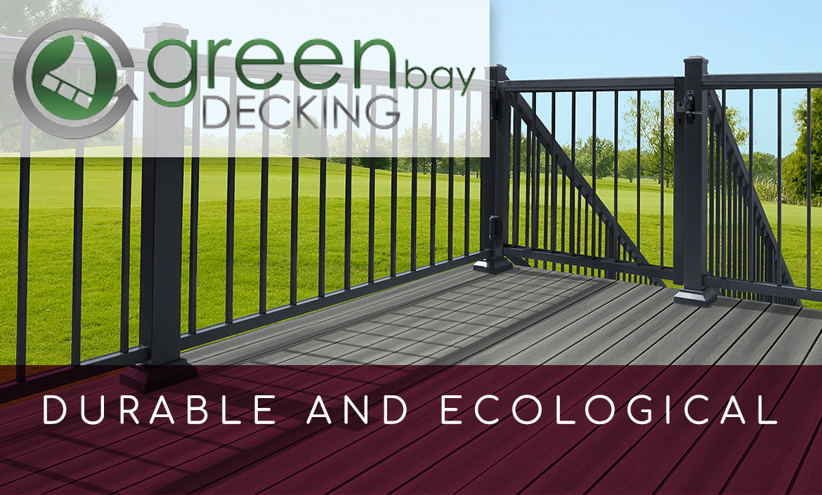 Green Bay Decking from Camémat: a durable, ecological product